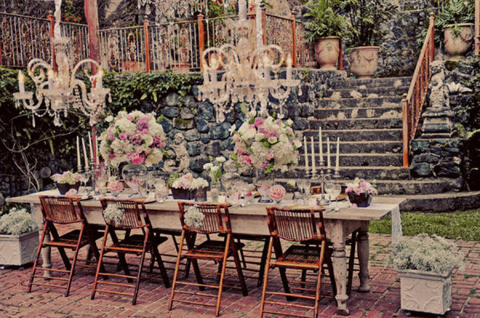 Detalles para una boda shabby chic - Tamiz Photography