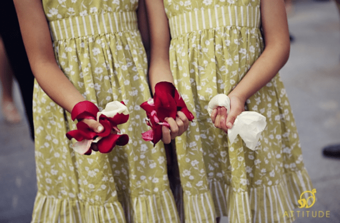 Die Aufgaben der Blumenkinder. Foto: Fran attitudefotografia.com