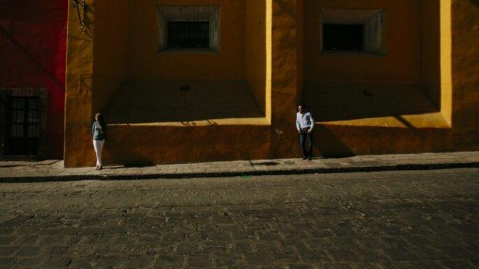 Romántica sesión casual en San Miguel de Allende - Juan Luis Photographer