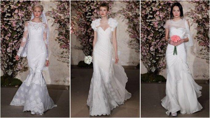 Vestidos de novia de Oscar De La Renta Primavera 2012