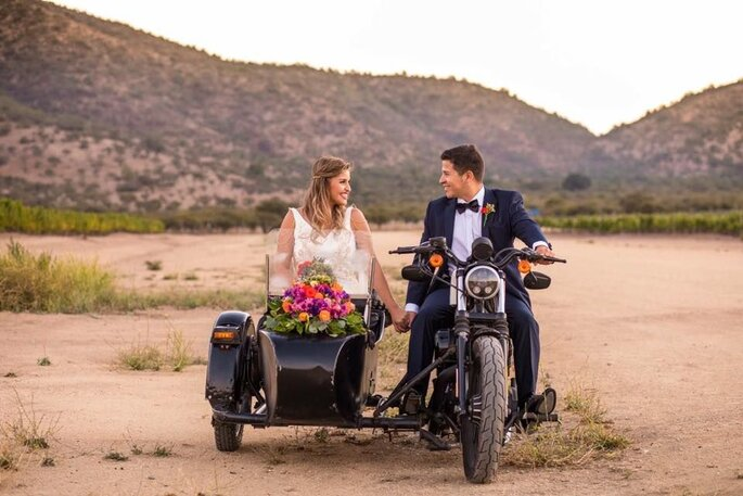 Harley Davidson Sidecar Experience