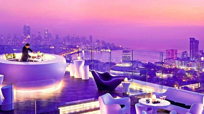 Photo: Four Seasons Hotel Mumbai.