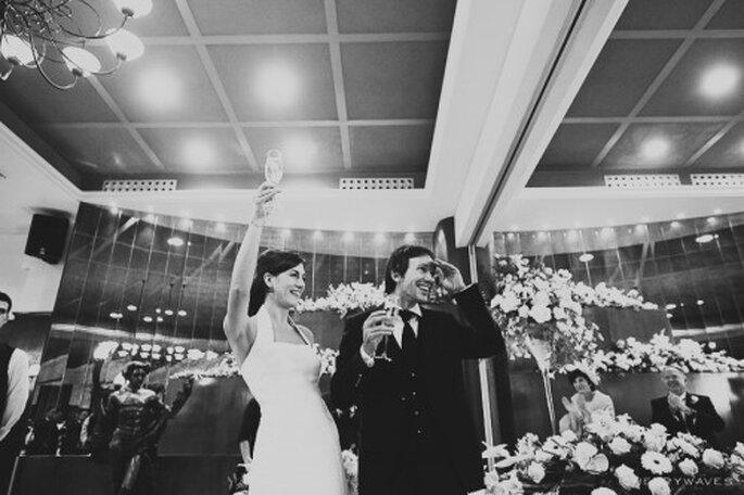 El protocolo y etiqueta para una invitación de boda - Foto Cherry Waves