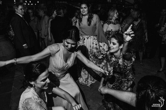 Dança noiva