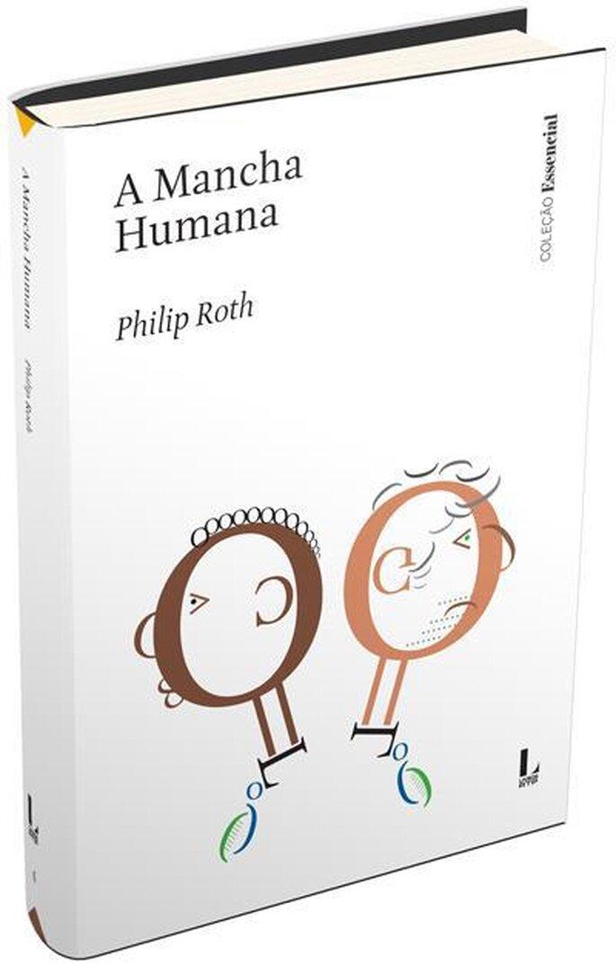 A mancha humana - Philip Roth