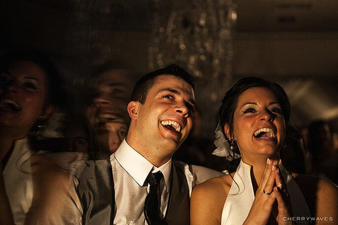 DJ de mariage : ses capacités d'animation et d'intervention au micro doivent être au top ! - Photo : Cherry Waves