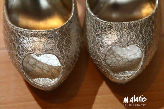 #MartesDeBodas: Todo lo que debes saber acerca de los zapatos de novia - Foto Mauricio Alanis