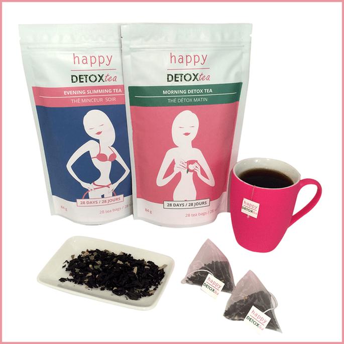 Photo : Happy Detox Tea