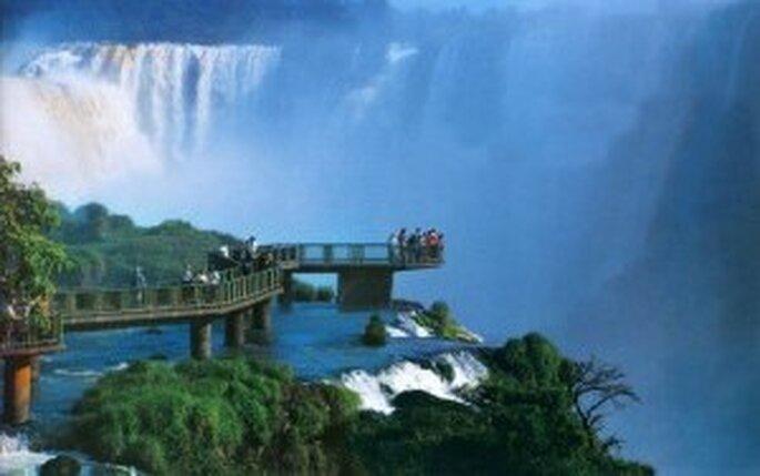 Luna de Miel: Misiones, una aventura para dos en las cataratas