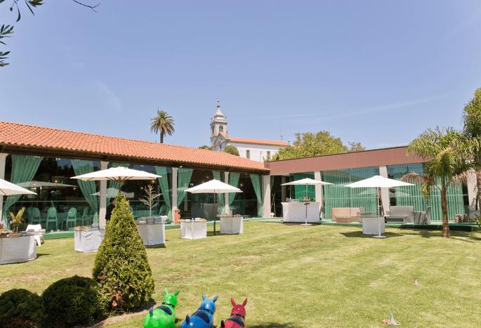 Quinta São Miguel de Arcos. Casamento outdoor em Portugal