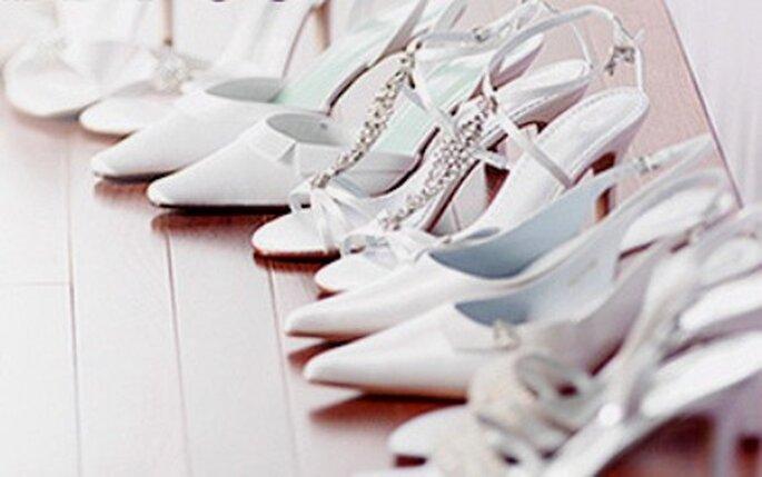 Collection de chaussures pour mariée Rosa Clará 2009