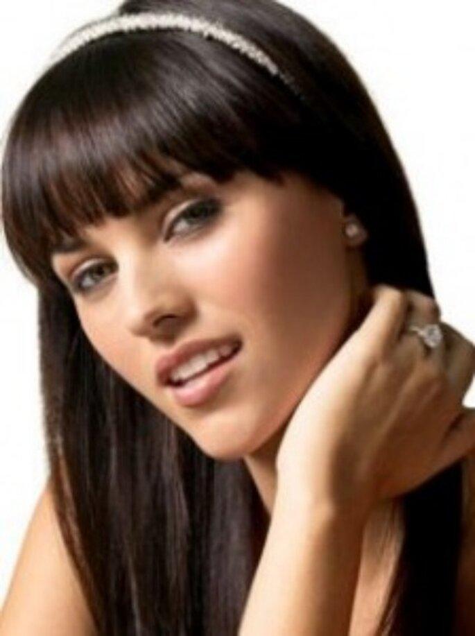 Maquillage pour des lèvres naturelles
