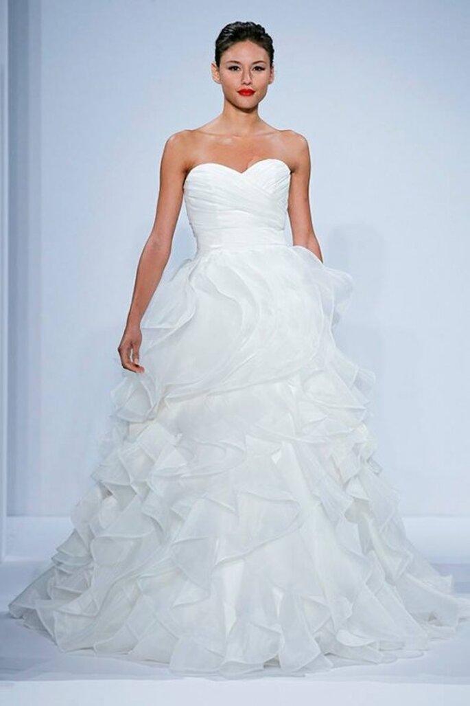 vestidos de novia 2014 dennis basso para kleinfeld