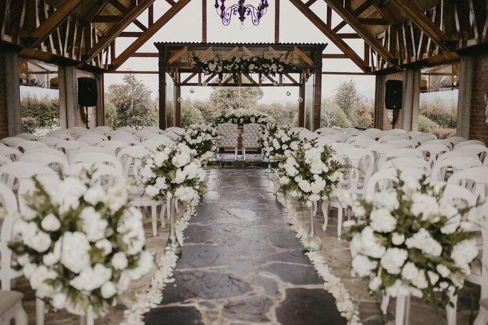 Bodas La Cappella Wedding Planner Bogotá