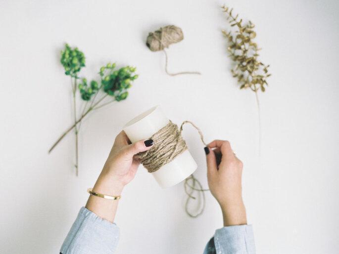 Um casamento ao estilo Pinterest - Kimberly Chau