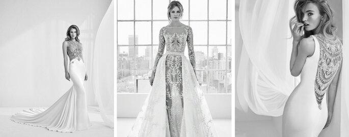 Vestidos de novia según el signo del Zodiaco