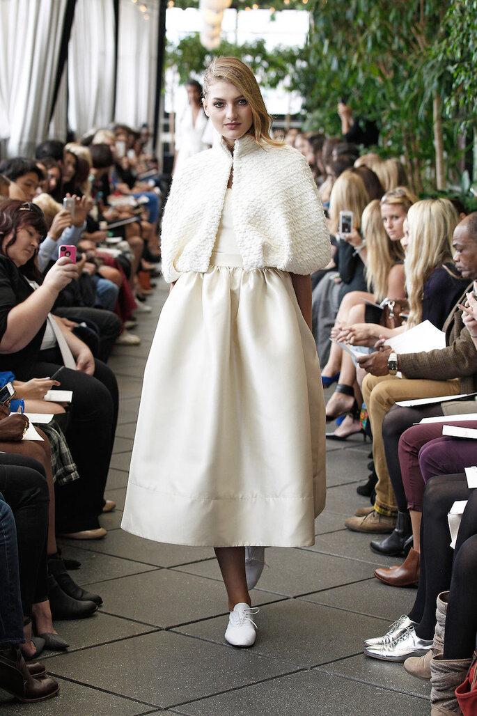 Las tendencias más grandiosas en vestidos de novia 2015 - Delphine Manivet Oficial