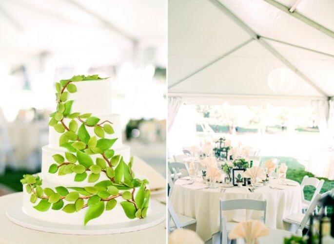 Elige el lugar de tu boda de acuerdo con los principios del Feng Shui - Foto Jen Lynne