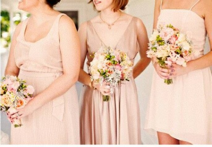 Pastell und Rosa - Foto: 100layercake.com