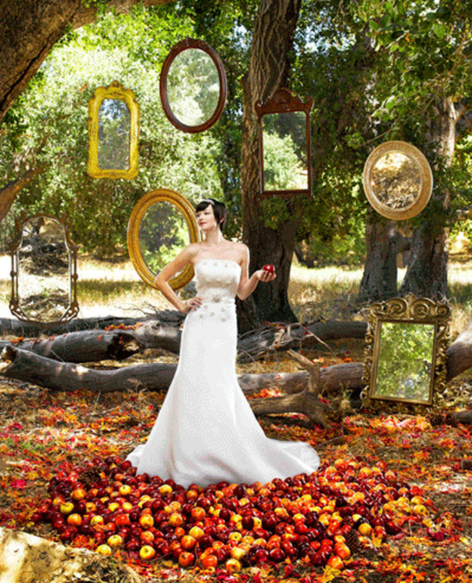 Specchio specchio delle mie brame... -brides.com