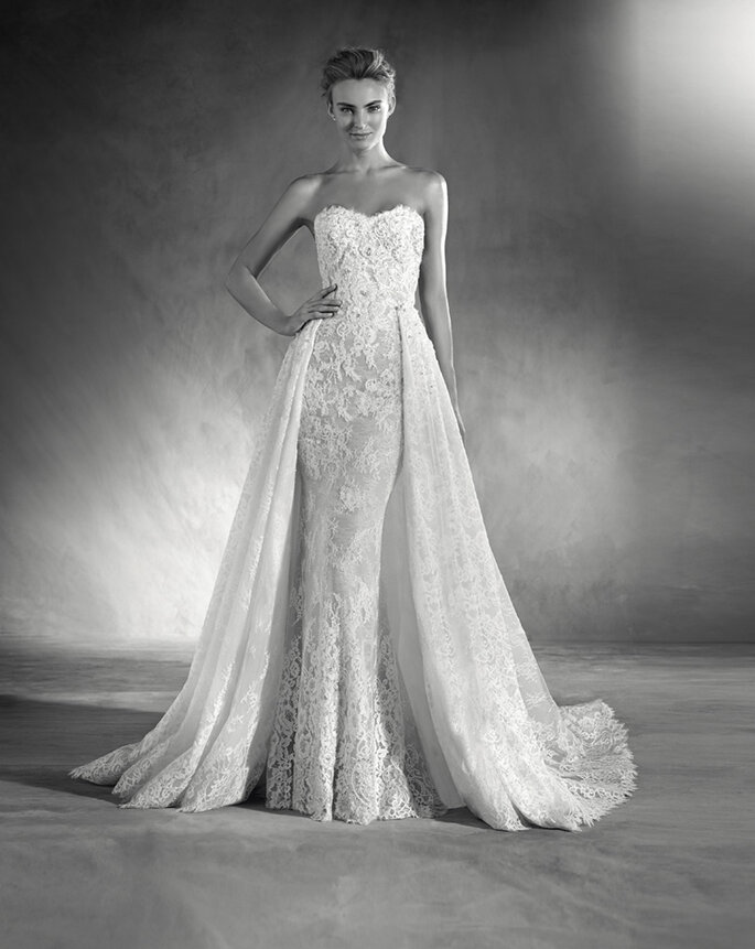 Photo : Pronovias - EDITH-B - O'Scarlett
