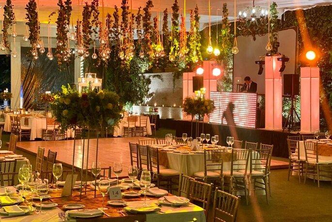 Eventos Cautiva empresa de catering en Ciudad de México