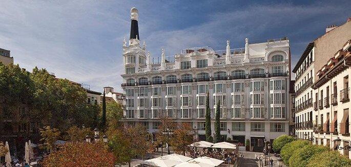Hotel Me Madrid Reina Vitoria