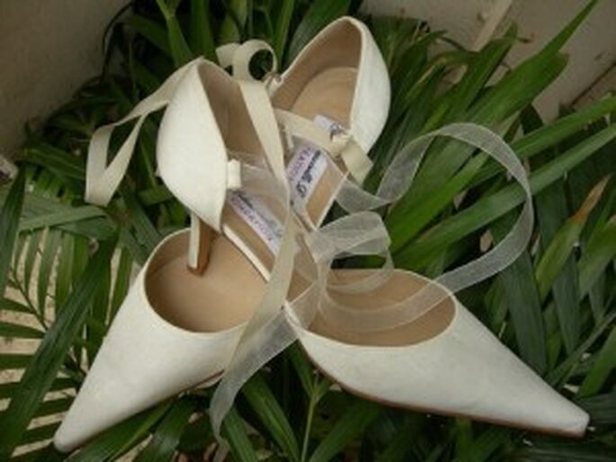 Mademoiselle Rose : des chaussures