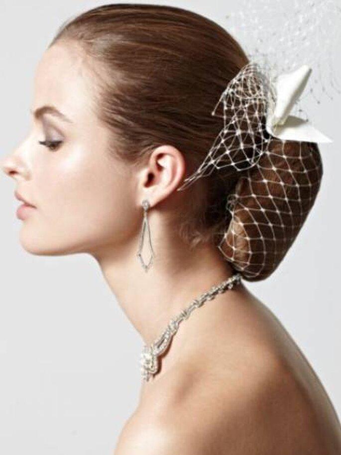 Hairstyling 2014 Ideen Für Brautfrisuren Mit Haarschmuck