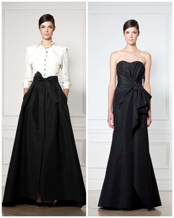 Diese Kleidung als Hochzeitsgast sorgt für den Wow-Effekt! - Foto: offizielle Facebook-Seite Carolina Herrera