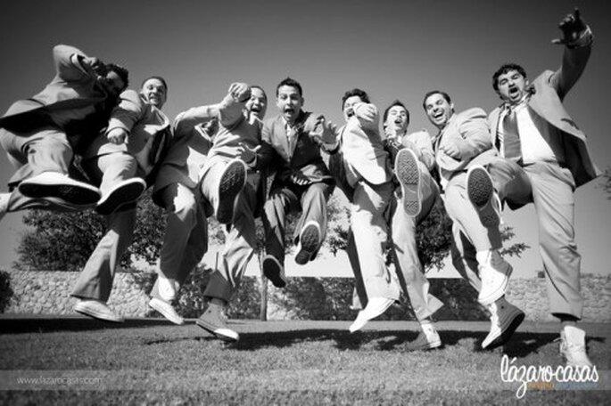 Hagan cooperación entre todos para comprar un regalo increíble a los novios - Foto Lázaro Casas