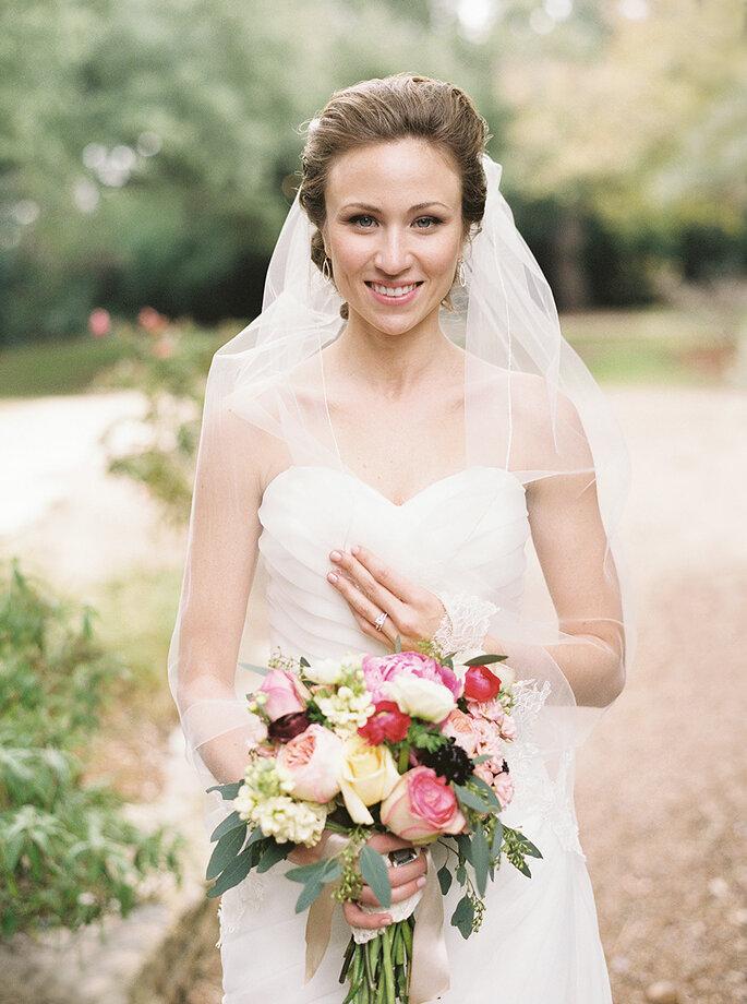 5 tips para sentirte súper cómoda el día de tu boda - Kristen Kilpatrick