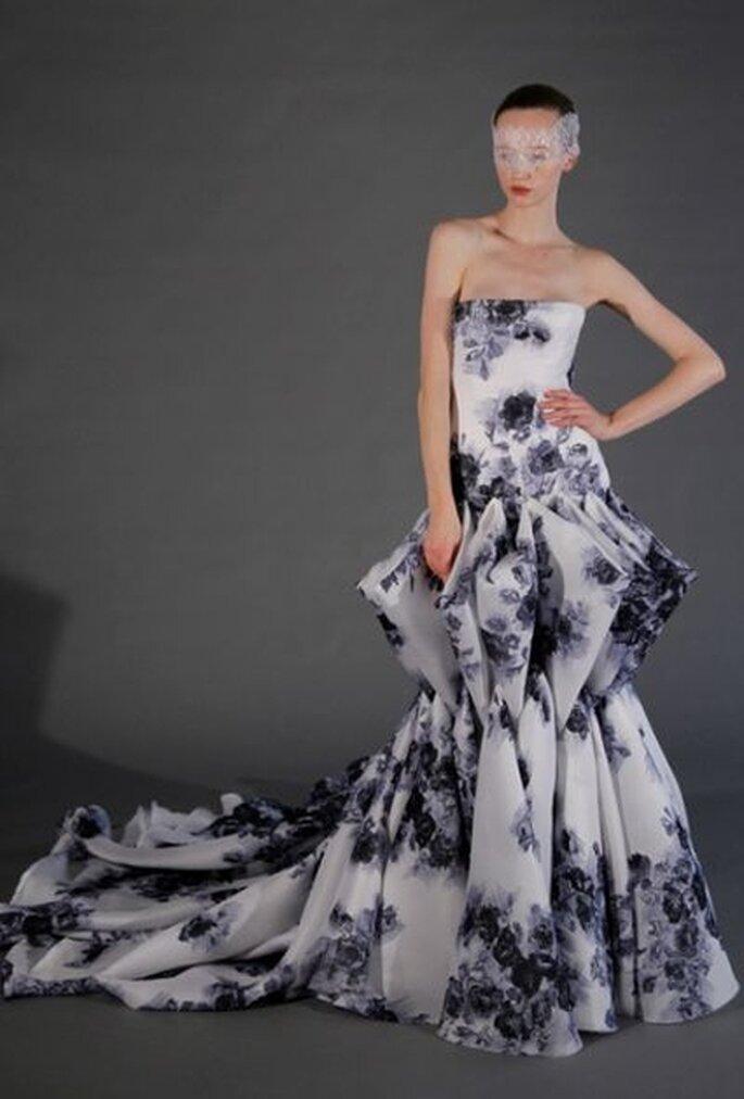Vestido de bodas Douglas Hannant Primavera 2013