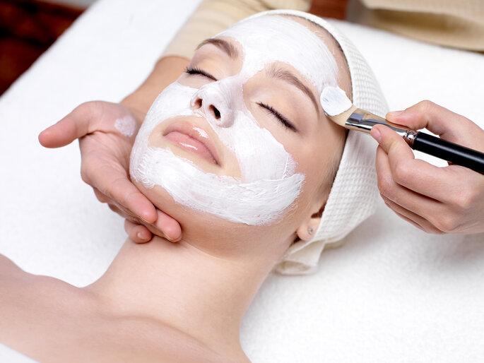Beauty Tag Gesichtsmaske Junggesellinnenabschied