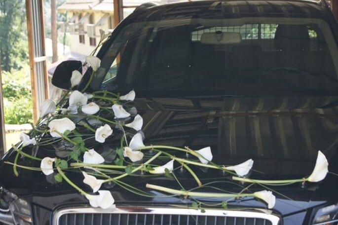 1ada319192 Dekoracja samochodu do ślubu- jakich błędów unikać