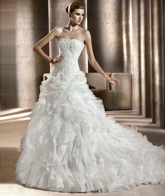 Pronovias Collezione Glamour 2012 Mod. Blanca