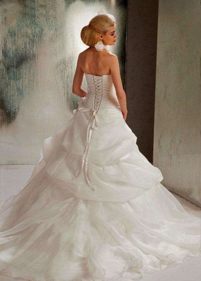 Robe de mariée Christine Couture 2013, modèle Elégante