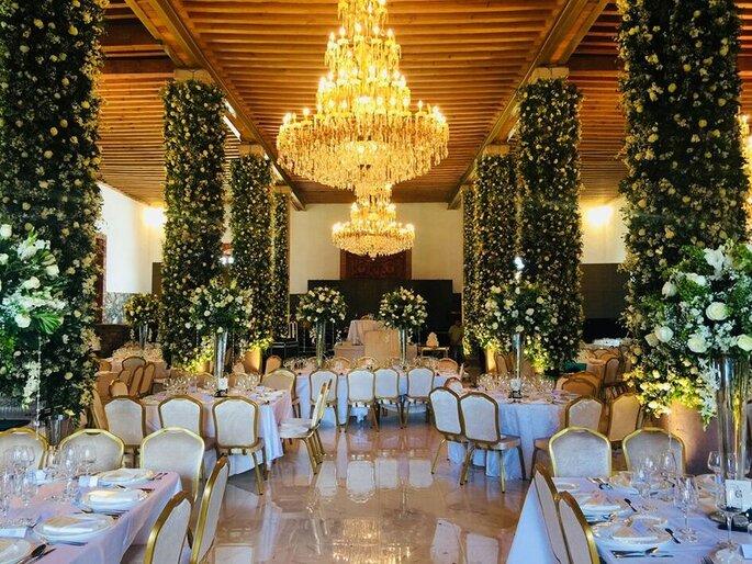 Hacienda Chimalpa haciendas para bodas Hidalgo