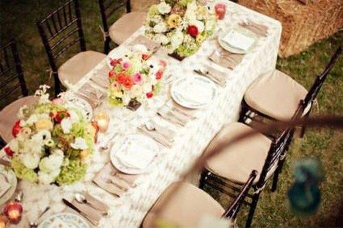 Jetzt können die Gäste kommen! - Foto Marilyn Nakazato