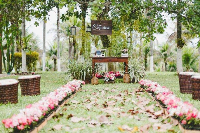 Sitio Coqueiros -ideias casamento
