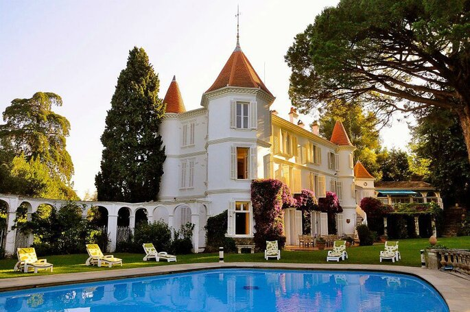 Le Château de Garibondy