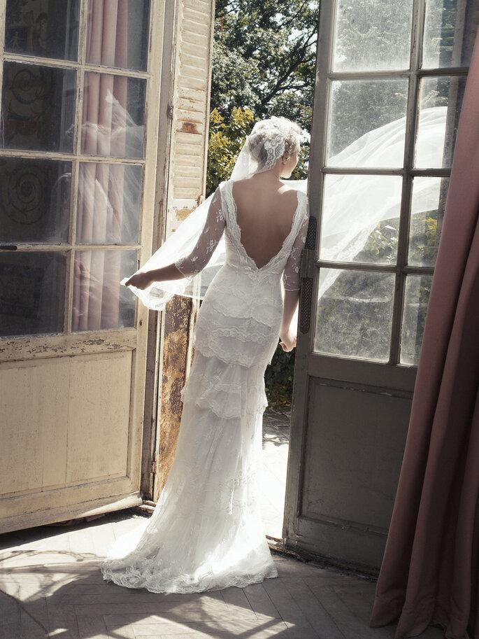 Vestidos de novia Cymbeline 2018.
