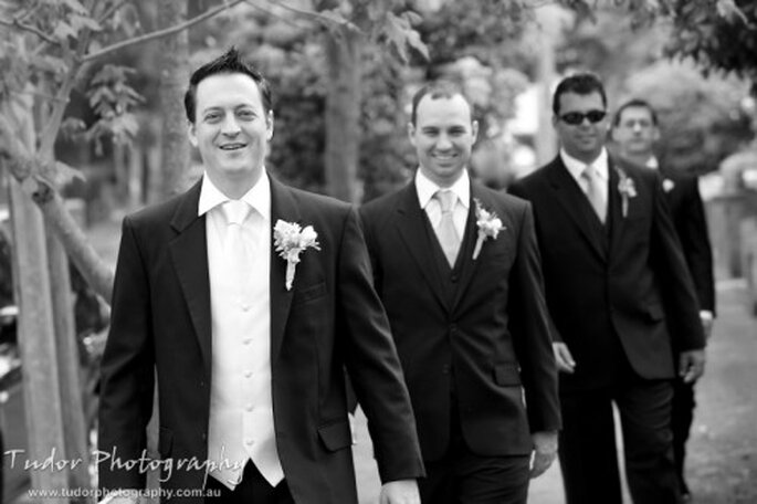 #MartesDeBodas: Todo sobre estilo, tendencias y cuidados del novio antes de la boda - foto Tudor photography