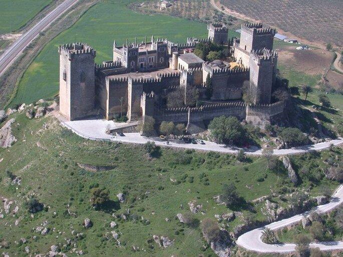 Castillo Almodóvar