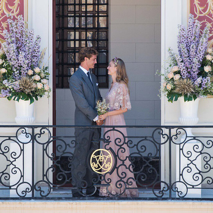 Boda de Pierre Casiraghi y Beatrice Borromeo.