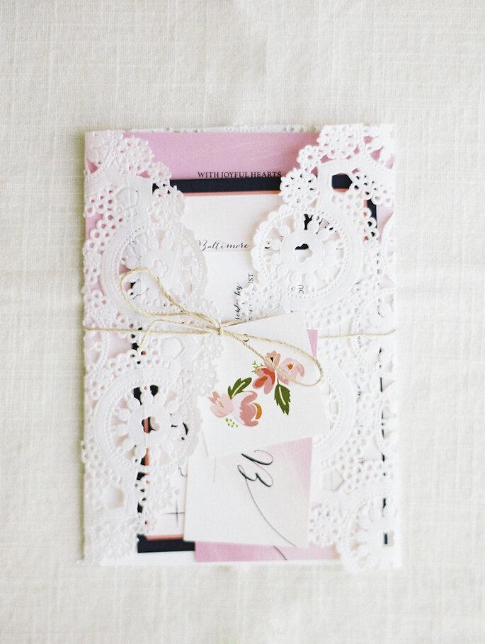 Los 9 mandamientos de las invitaciones de boda perfectas - Krista A. Jones