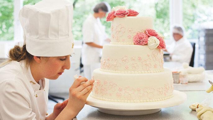 Confiserie Sprüngli Hochzeitstorte klassisch