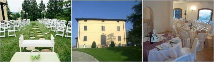 Country Villa Ca' dei Magni