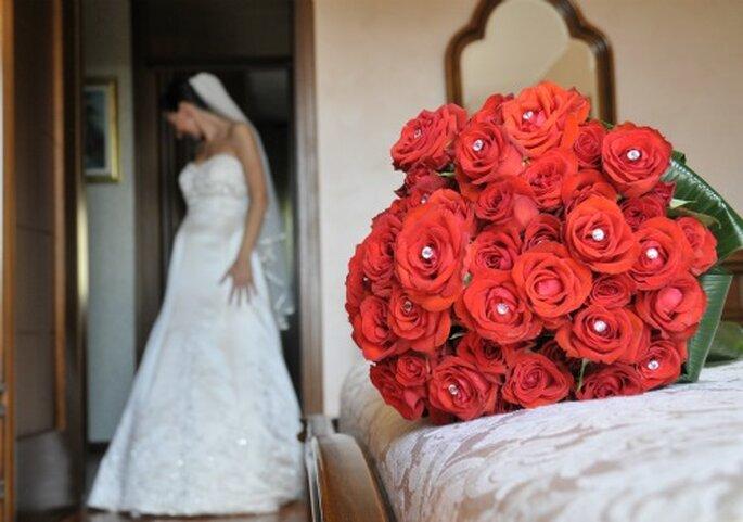 Idee per un matrimonio romantico come il giorno di san - Colore del giorno di san valentino ...