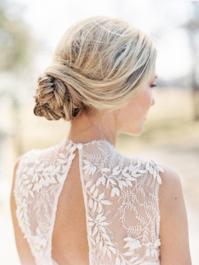 8 tendencias en belleza para novias que serán extraordinarias este 2015 - When We Found Her